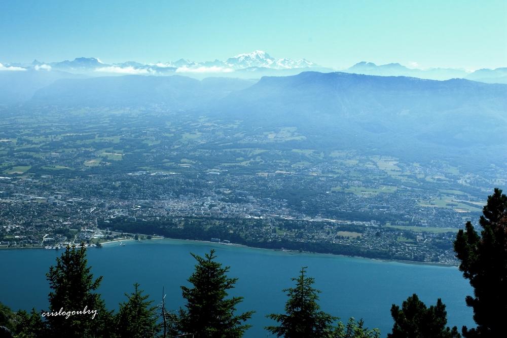 Autour du lac du Bourget