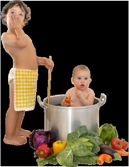 Bébés (Cuistos) Série 19