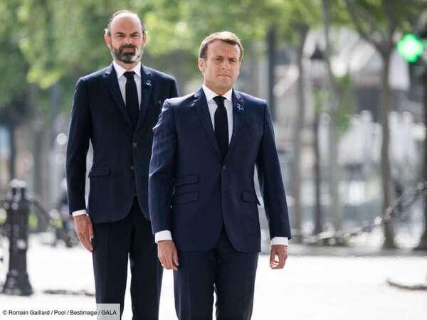 « La vieille reine est jalouse » : Emmanuel Macron craignait-il Édouard Philippe ?