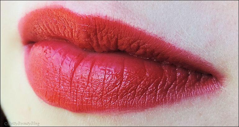 Vasanti ce RAL venu du Canada (lipstick friday)