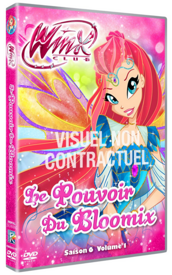 Winx Saison Six Volume 1