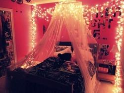 Les chambres de rêves.