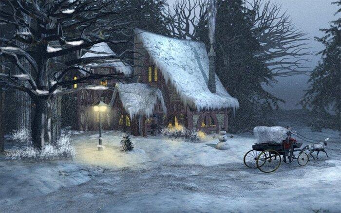 Les Légendes De Noël
