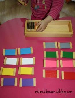 2ème boîte de couleurs