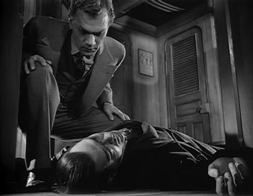 Voyage au pays de la peur, Journey into fear, Norman Foster et Orson Welles, 1943