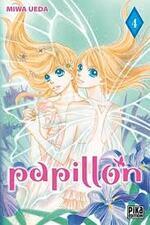 Chronique du manga {Papillon - tome 4}