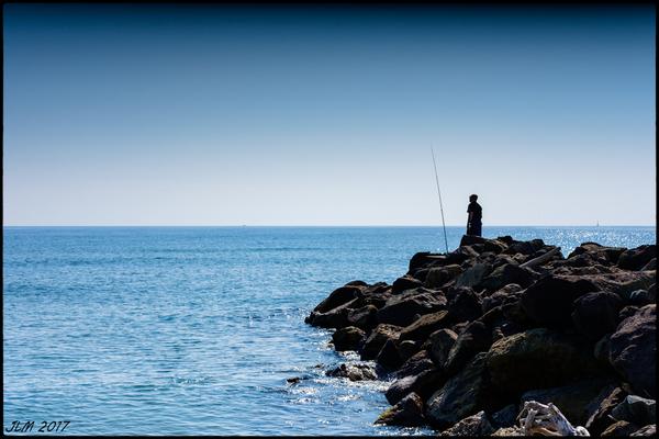 Pêcheur d'Infini