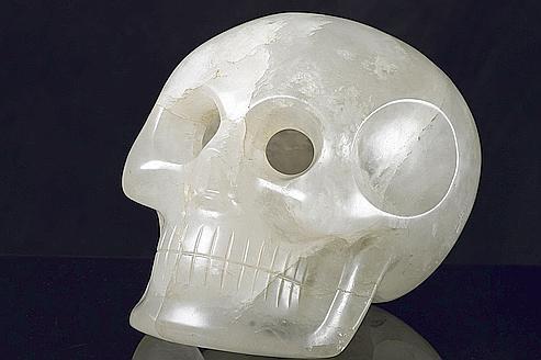 Les 13 crânes de cristal - Légendes