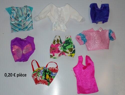 * Vêtements divers