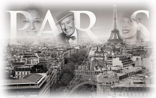 PARIS et ses chansons