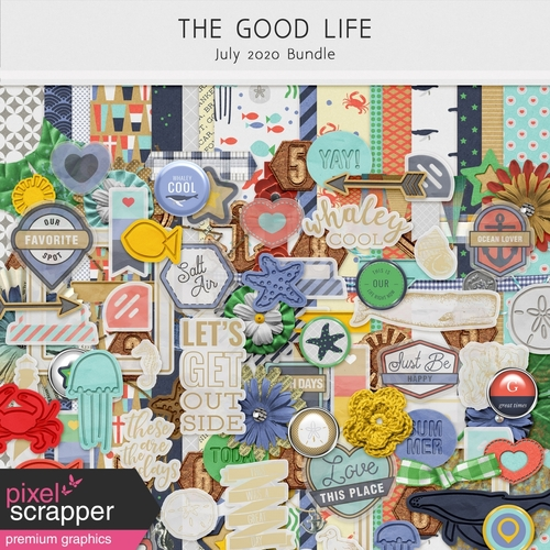 The good life July 2020