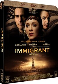 [Blu-ray] The Immigrant