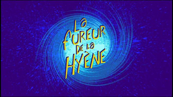119 LA FUREUR DE LA HYÈNE