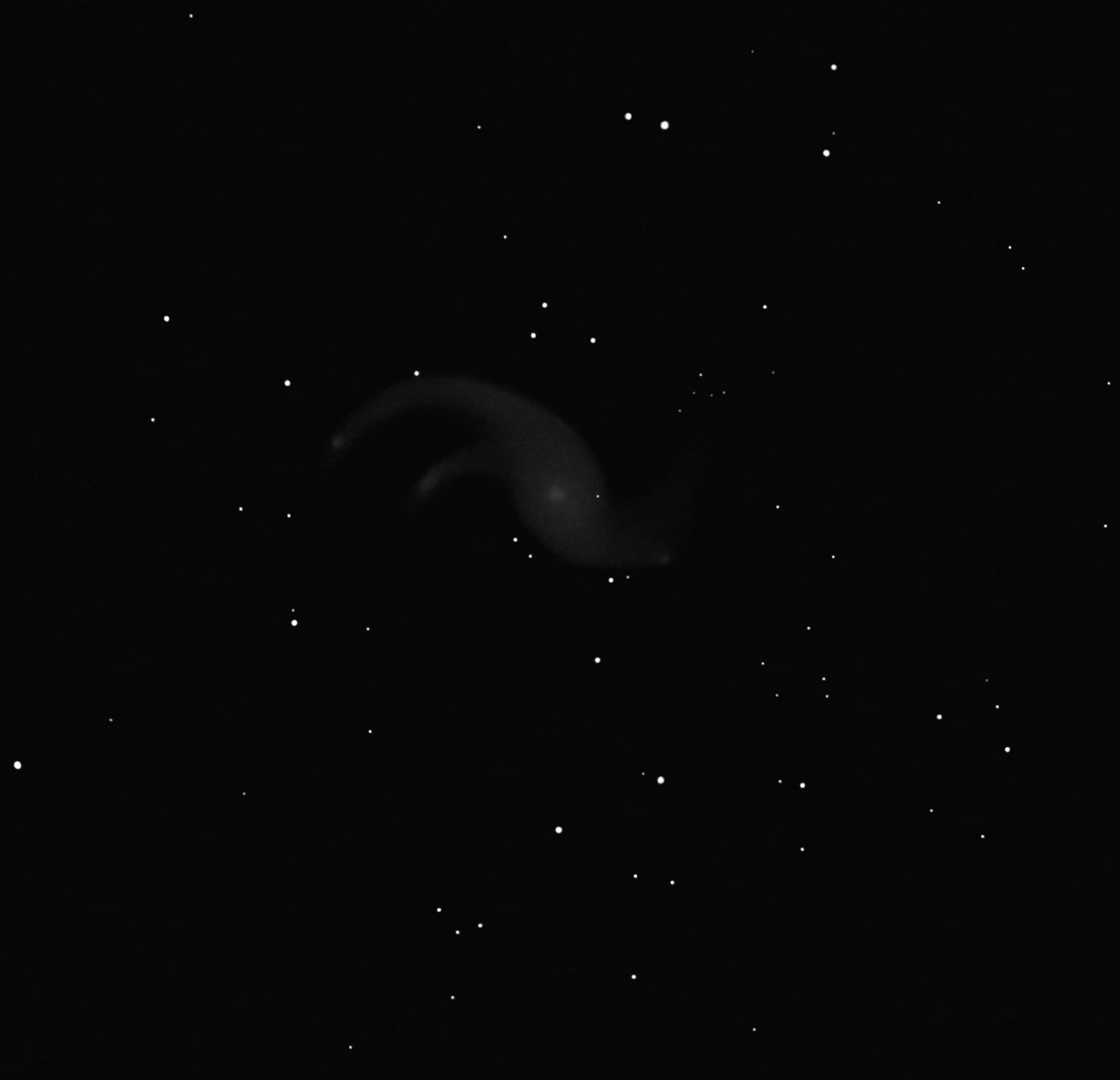 NGC 6946 galaxy