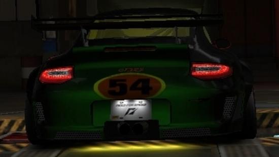 RastaRocket NFSW Zipsky54 Porsche 911 GT3 RS 4