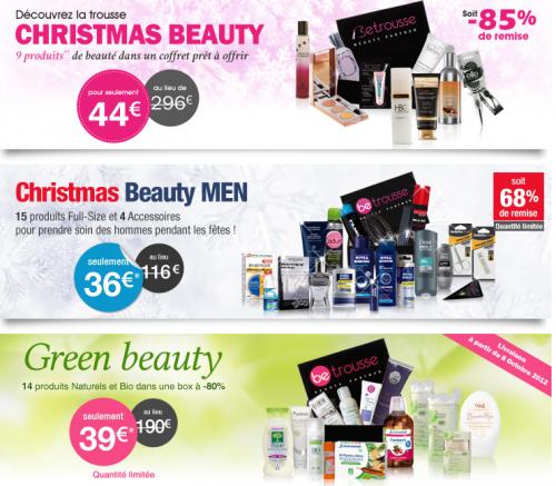 Betrousse Christmas Beauty Men -