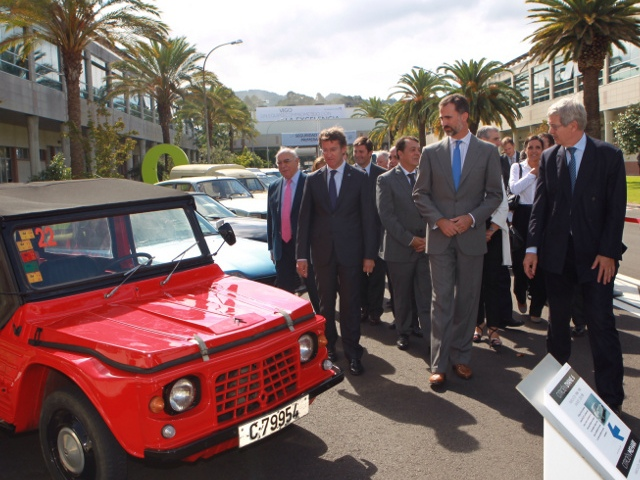 Felipe chez Peugeot