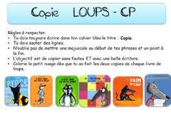 LE PLUS FEROCE DES LOUPS - CP