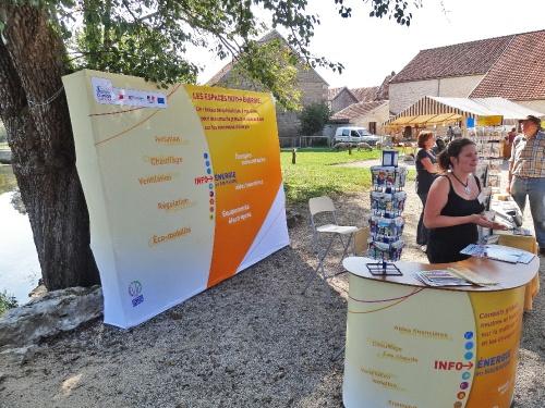 La fête de l'Automne 2011 à Leuglay...