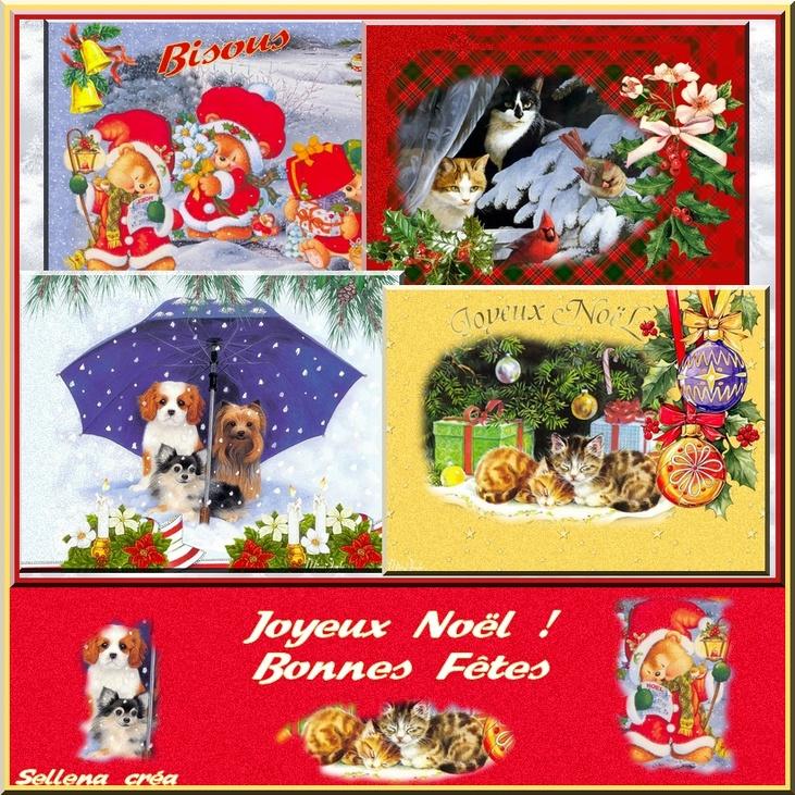 Carte**Joyeuses fêtes**