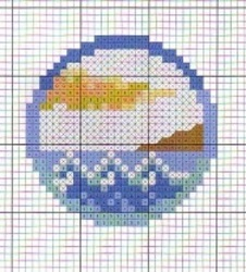 Alphabet de la mer le O.