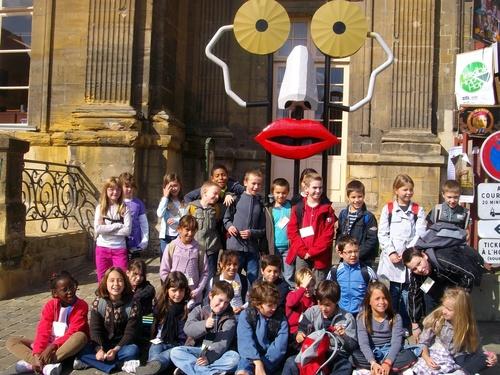 Festival des marionnettes - CM1