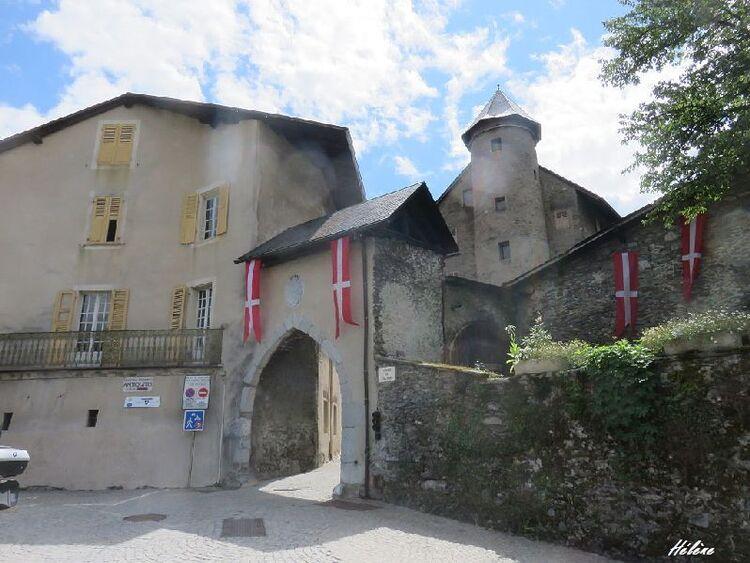 Dernière article sur la Savoie (pour le moment) Gonflans