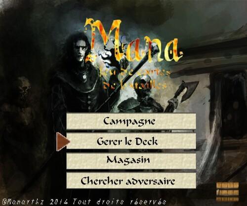Quelques écrans titres de mes RPG et autres couvertures...
