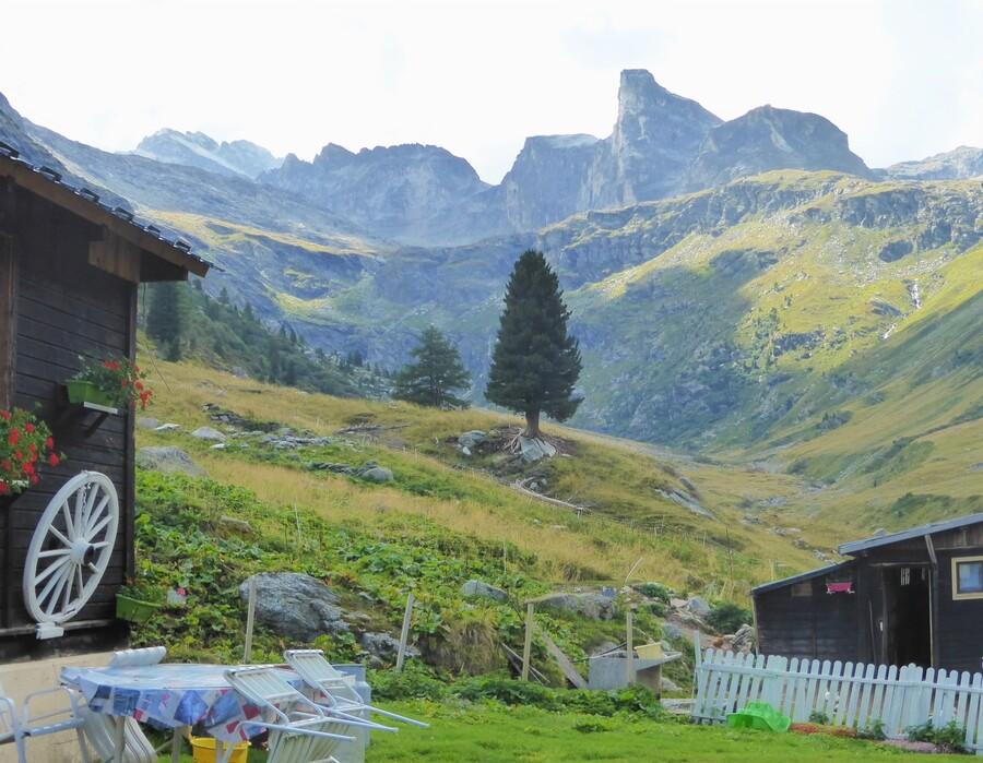 En Haute-Maurienne N° 4 : Le vallon d'Etache, suite.