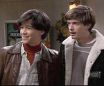 That 70's Show - buddy morgan (joseph gordon-levitt) et eric forman (topher grace)