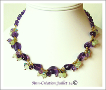 Bijoux pierres - Stone jewelry - Disponibles à la vente