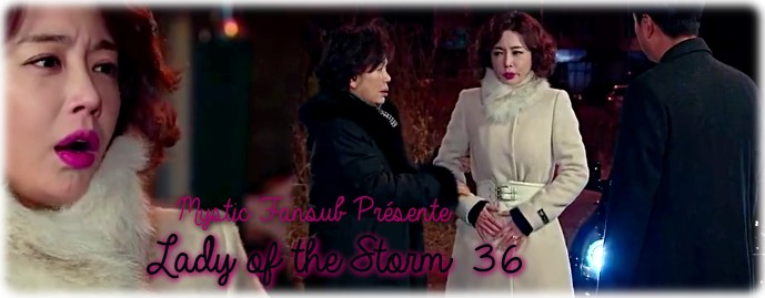 Sortie : Lady of the Storm 36