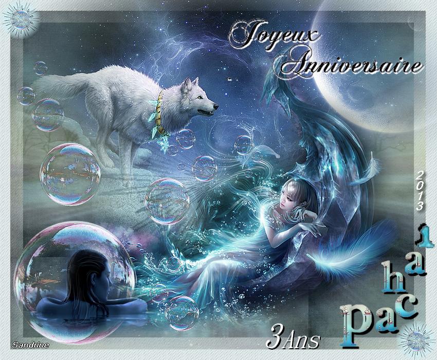 Cadeaux pour l'anniversaire des 3 ans du forum, grand merci à tous ..(suite)