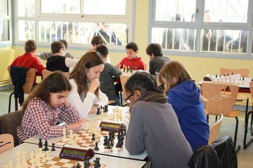Tournoi d'échecs jeunes  gratuit le  30 juin