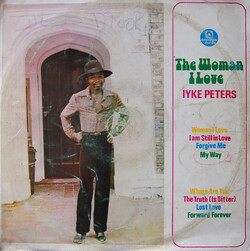 Iyke Peters - The Woman I Love - Complete LP