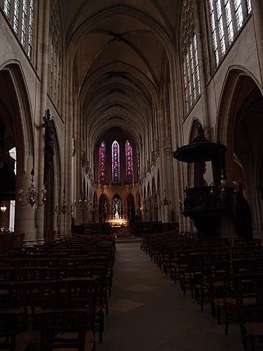 St Germain l'Auxerois - La nef 1