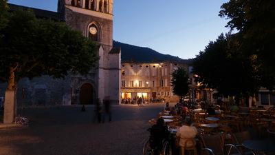 De plazas en piazzas