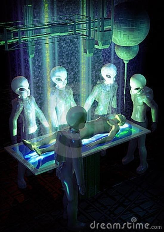 recit rencontre extraterrestre