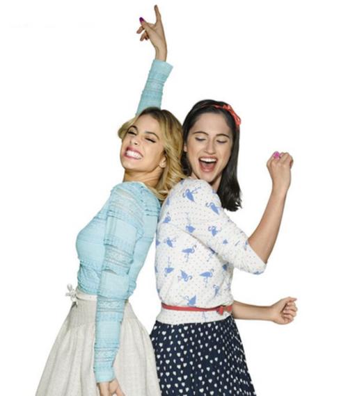 Francesca et Violetta saison 3