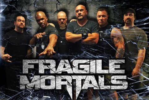 FRAGILE MORTALS - Sortie de l'album The Dark Project en juillet