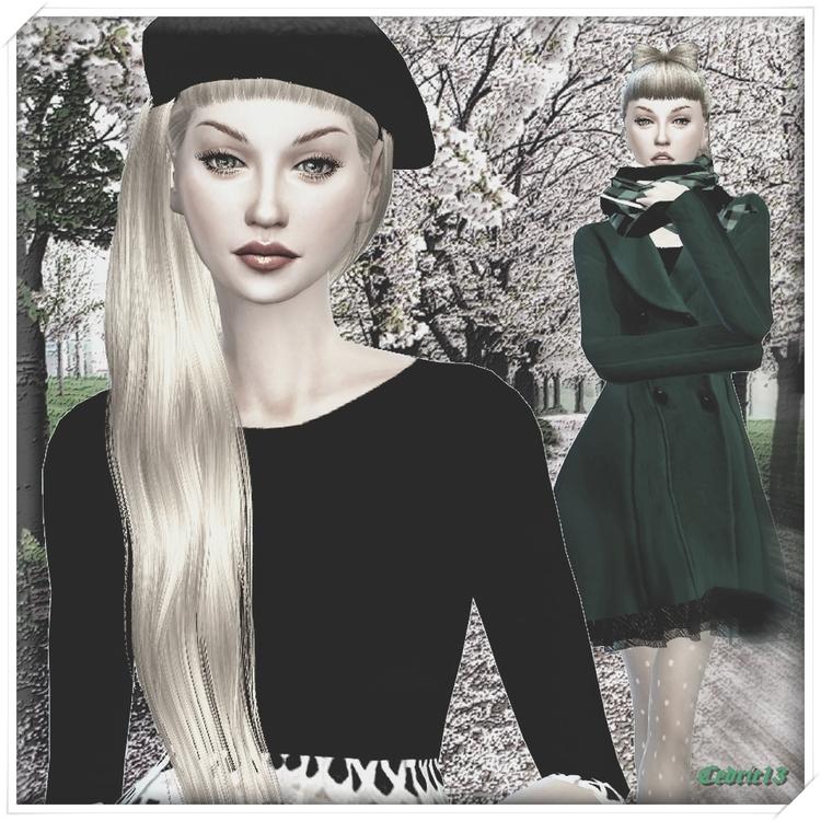 TS4 Sim: Lili l'espiègle