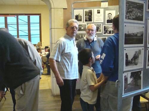Une exposition de photos de famille à Nesle...