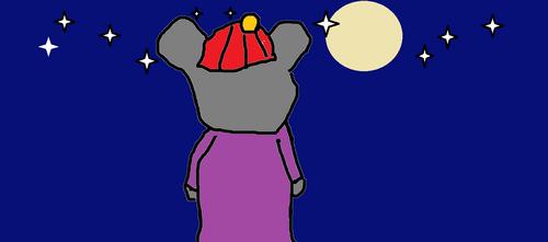 la souris des étoiles