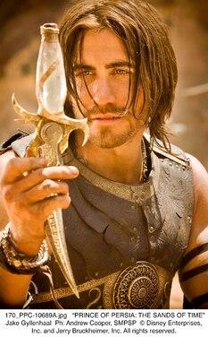 Prince Of Persia, un film d'action splendide.