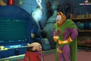 Hidden alphabets - Garfield pet force