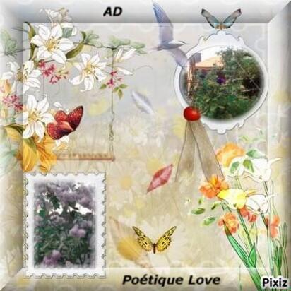 Poétique Love Nostalgie