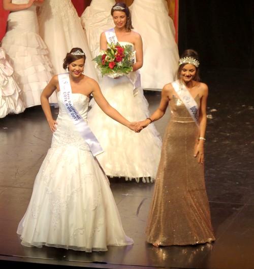 L'élection de Miss Côte d'Or 2017 au théâtre Gaston Bernard de Châtillon sur Seine