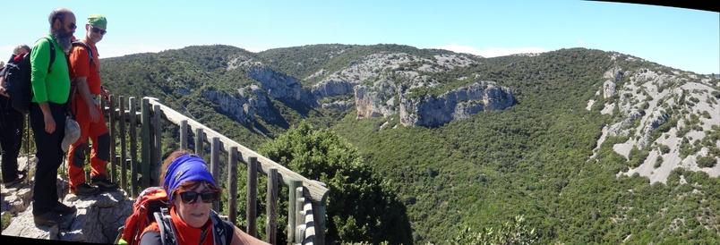 les grottes de St Jean de Fos