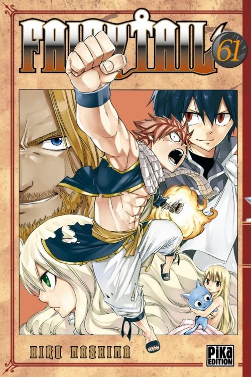 Fairy tail - Tome 61 - Hiro Mashima