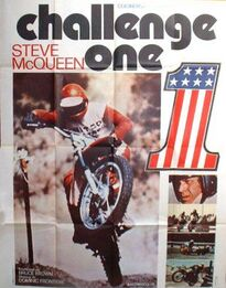 CHALLENGE ONE BOX OFFICE FRANCE 1972